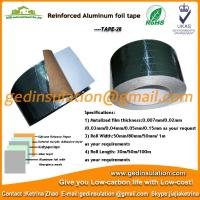 Buy cheap The best selling product Reinforced Aluminum foil tape from wholesalers