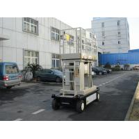 Buy cheap 400 kg Loading Mobile Elevating Working Platform 8m For Outdoor Maintenance Work from wholesalers