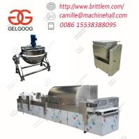Buy cheap Commercial Traditional Dessert Egg Sachima Making Machine Processing Production Line in Plant from wholesalers
