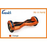 Buy cheap Seatless Smart Self Balance Two Wheel Balance Scooter With Led Light Bluetooth Remote Key from wholesalers