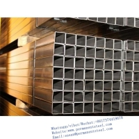 Buy cheap ERW square tube/Rectangular Hollow Section Steel Pipe/galvanized steel square tube/Structural channel beam/steel H beam from wholesalers