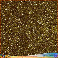 Eco-friendly PET glitter powder for decoration, nail art, cosmetic, printing, textile etc.