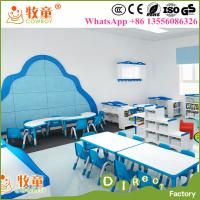 Buy cheap Kids daycare tables and chairs for sale , kindergarten furniture india from wholesalers