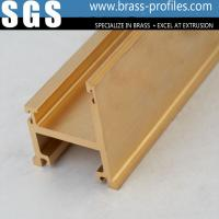 Buy cheap C3604 Costom Copper Alloy Hardware Lead Brass Extrusion Profiles from wholesalers