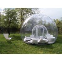 Buy cheap Transparent  Room Inflatable Tent , Inflatable Bubble Tent With Blower product