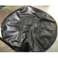 Buy cheap Custom Electric Car Parts , Tuk Tuk Black Wheel Covers Protect Tire from wholesalers