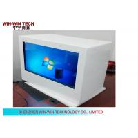 Buy cheap LG IR Transparent LCD Monitor ,15.6 Inch Touch Screen Advertising Display from wholesalers