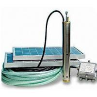 Buy cheap High Head 80W Solar Submersible Powered Pump System for Park Landscape and Pond from wholesalers
