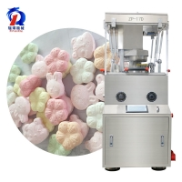 Buy cheap 17d Pill Press Machine Overload Protection Device Laboratory Tablet Press from wholesalers