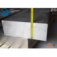 Buy cheap WE43 WE54  Mg Magnesium Rare Earth Alloy Extruded / Casting Customized Size from wholesalers