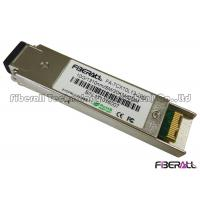 10 Gigabit Fiber Optic Transceiver Small Form Factor Pluggable XFP LC Simplex SM 20KM
