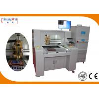 Buy cheap Low Maintenance PCB Automatic Router Machine High Resolution Ccd Video Camera product
