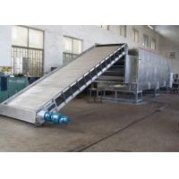 Buy cheap Multilayer Continuous Dryer Machine , Mesh Belt Dryer For Herbal Medicine from wholesalers
