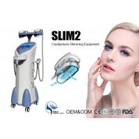 Buy cheap Professional Coolsculpting Cryolipolysis Machine With 4 Handpiece , Cryolipolysis Fat Freezing Machine from wholesalers