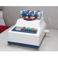 Buy cheap Rotary Taber Abrasion Tester Rubber Testing Equipment wear resistance of skin from wholesalers