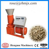 Buy cheap China manufacturer CE approval competitive price flat die pellet machine from wholesalers