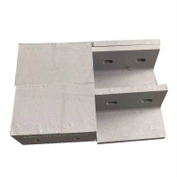 Buy cheap High Chromium Bimetallic Composite Lining Plate 64HRC With Double Hole from wholesalers