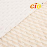 Buy cheap Polyester  with  Cotton Knitted Mattress Textile Cotton Mattress Fabric  260gsm for furniture upholstery fabric from wholesalers