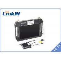 Buy cheap Digital Channel Wireless Video COFDM Transmitter For Quad / Six Rotor from wholesalers