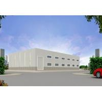 Buy cheap Steel structure warehouse for sale galvanized knock-down type from wholesalers