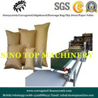 Buy cheap STM 1200mm 1/2/4 colors online printing dunnage air bag machine/equipment from wholesalers