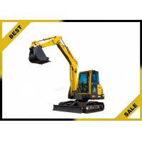 Buy cheap 11 m³  Construction Equipment Excavator 6 Cylinder 114 KW Engine product