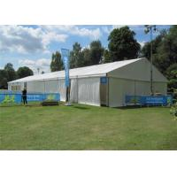 Buy cheap Elegant Square Tube Event Marquee Party Tent With Water Proof Fabric Sidewall from wholesalers