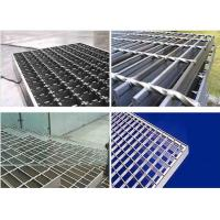 Buy cheap Trench Covers Stainless Steel Bar Grating Pvc Coated 20X5mm Bar High Bearing Structure from wholesalers