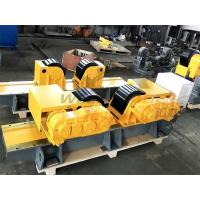 China Carry 30 Ton Turning Rolls Welding , Heavy Duty Rotator For Pipes and Tanks on sale