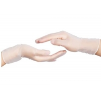 Buy cheap Disposable Transparent PVC Hand Protection Gloves from wholesalers