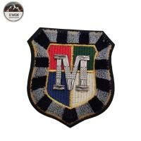 Buy cheap Luxurious Custom Brand Patches , Professional Design Custom Shoe Patches from wholesalers