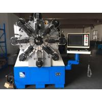 Buy cheap Industrial Wire Bending Machine , High Performance Spring Wire Machine from wholesalers