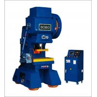 Buy cheap PLC Electrical control Power 250 ton crank punch press machine J21M-250 from wholesalers