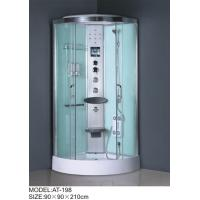 Medium Jets quadrant shower cabin , all in one shower enclosure Electronic system
