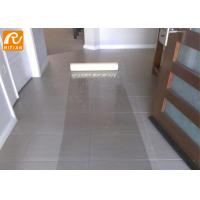 Buy cheap Hard Flooring Protective Laminate Film Transparent Plastic Protection Film from wholesalers