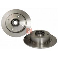 Buy cheap Normal Size Volkswagen Brake Discs 113407075 311405583A 1024055831 For Beetle Car from wholesalers