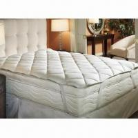 Buy cheap Hotel Mattress Protector, Available in Various Colors, Sizes and Designs from wholesalers