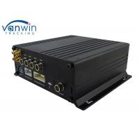 Buy cheap 4CH HD 1080P Mobile NVR Support Dahua Hikvision Ip Camera 3G Wcdma Gps Car Mobile DVR from wholesalers