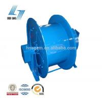 Buy cheap Industrial Spring Cable Pulling Reel Device from wholesalers