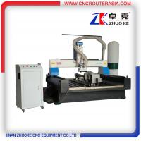 Buy cheap ZKM-1325B 4*8 feet mesa sink Wood Engraving Machine with stainless steel water from wholesalers
