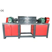 Buy cheap Mixed E Waste Shredder Machine Auto Reverse Switch Large Thickness Shredding Room from wholesalers