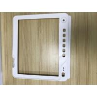 Buy cheap High Precision Medical Plastic Molding White Color Square Shape Texture Surface from wholesalers
