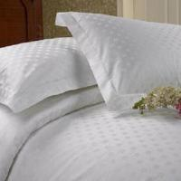 Buy cheap Hotel bedding set, made of 100% cotton, 5 points design from wholesalers