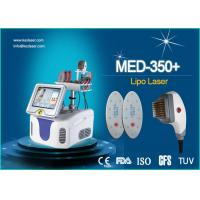 Buy cheap Body Contouring / Weight Loss Lipo Laser Treatment Radio Frequency Machine from wholesalers