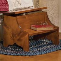 Buy cheap WOOD BED STEP from wholesalers