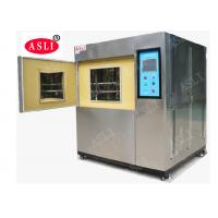 Buy cheap LCD Touch Control Programmable Electronics Thermal Shock Testing Chamber from wholesalers