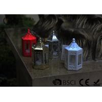 Easy Operate Led Tea Light Candles For Home Decoration ODM / OEM Acceptable