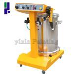 Buy cheap Multifunction Powder Coating Spray Machine 50 L Volume Powder Barrels from wholesalers