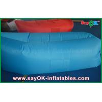 Buy cheap Light Weight Custom Inflatable Products Air Sleeping Bed Hangout Lounge Inflatable Chair from wholesalers