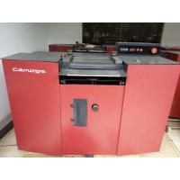 Buy cheap italy CAMOGA Recondition Used Leather Shoe Making Splitting Machines With Bank from wholesalers